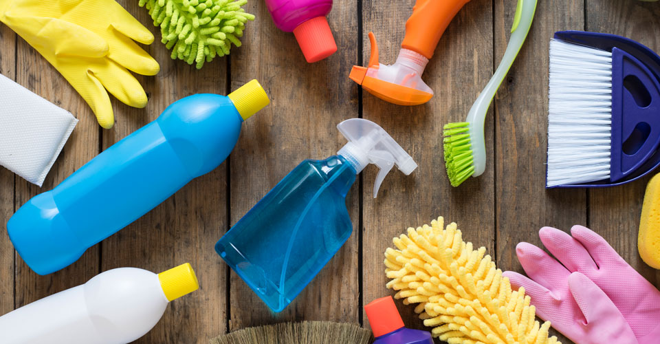 Spring Cleaning blog 1
